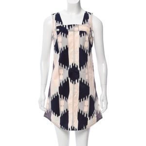 MARC BY MARC JACOBS Printed Jumper Mini Dress